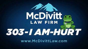 McDivitt Law Firm, P.C. TV Spot, 'Help for You Now' - Thumbnail 8