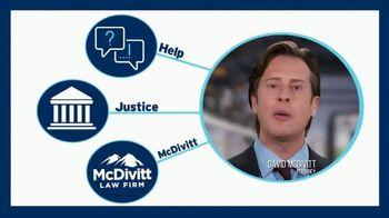 McDivitt Law Firm, P.C. TV Spot, 'Help for You Now' - Thumbnail 4