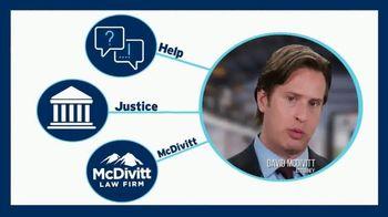 McDivitt Law Firm, P.C. TV Spot, 'Help for You Now' - Thumbnail 5