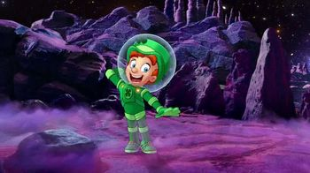 Limited-Edition Galactic Lucky Charms TV Spot, 'Slow-Speed Chase' - Thumbnail 6