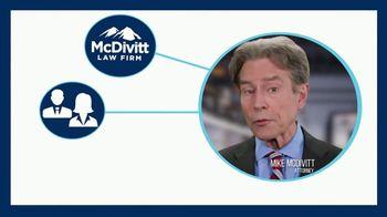 McDivitt Law Firm, P.C. TV Spot, 'One Goal in Mind' - Thumbnail 3