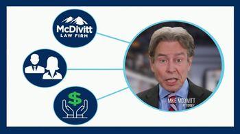 McDivitt Law Firm, P.C. TV Spot, 'One Goal in Mind' - Thumbnail 4