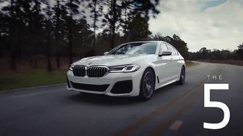 BMW TV Spot, 'The Ultimate Sedan Collection' [T1] - Thumbnail 7