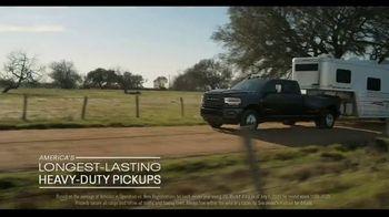 Ram Trucks TV Spot, 'Best Part' Song by Foo Fighters [T1]