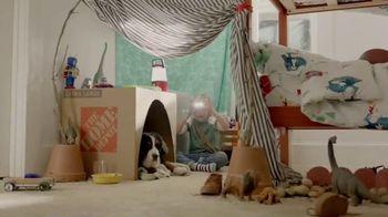 The Home Depot TV Spot, 'Free Carpet Installation: $699: Pet-Proof'