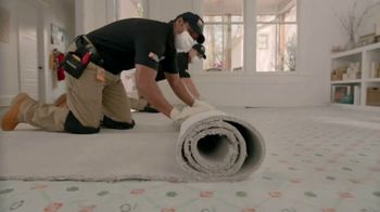 The Home Depot TV Spot, 'Free Carpet Installation: $699: Pet-Proof' - Thumbnail 7