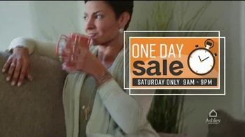 Ashley HomeStore One Day Sale TV Spot, '0% Interest or 25% Off Storewide' - Thumbnail 3