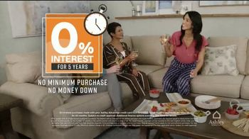 Ashley HomeStore One Day Sale TV Spot, '0% Interest or 25% Off Storewide' - Thumbnail 5