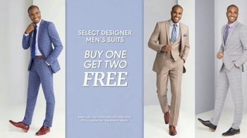 K&G Fashion Superstore TV Spot, 'Father's Day: Designer Suits and Sportswear' - Thumbnail 3