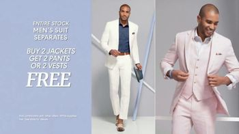 K&G Fashion Superstore TV Spot, 'Father's Day: Designer Suits and Sportswear' - Thumbnail 4