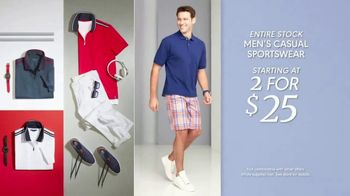 K&G Fashion Superstore TV Spot, 'Father's Day: Designer Suits and Sportswear' - Thumbnail 5
