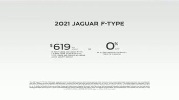 2021 Jaguar F-TYPE TV Spot, 'Meditative State' Featuring Canaan O'Connell [T2] - Thumbnail 10
