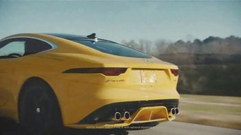 2021 Jaguar F-TYPE TV Spot, 'Meditative State' Featuring Canaan O'Connell [T2] - Thumbnail 7