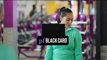 Planet Fitness Black Card Free Month Sale TV Spot, 'All The Perks' - Thumbnail 2