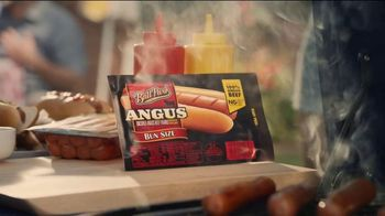 Ball Park Franks Angus Beef Hot Dogs TV Spot, 'Hello Summer' - Thumbnail 3