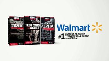 Force Factor Test X180 TV Spot, 'Boost It Back: Walmart' - Thumbnail 5