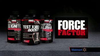 Force Factor Test X180 TV Spot, 'Boost It Back: Walmart' - Thumbnail 2