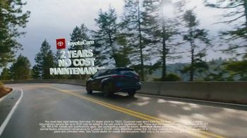Toyota Run the Numbers Summer Getaway TV Spot, 'Time to Get Away: SUVs' [T2] - Thumbnail 8