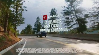 Toyota Run the Numbers Summer Getaway TV Spot, 'Time to Get Away: SUVs' [T2] - Thumbnail 9