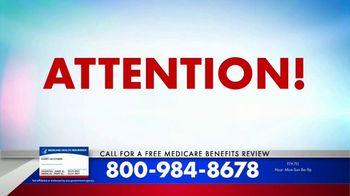 Medicare Benefits Hotline TV Spot, 'Get the 2021 Benefits You Deserve' - Thumbnail 1
