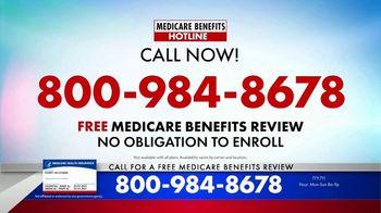 Medicare Benefits Hotline TV Spot, 'Get the 2021 Benefits You Deserve' - Thumbnail 9