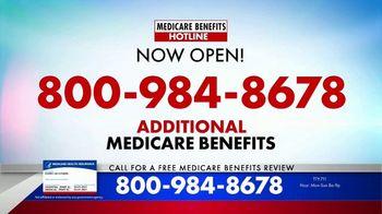Medicare Benefits Hotline TV Spot, 'Get the 2021 Benefits You Deserve' - Thumbnail 3