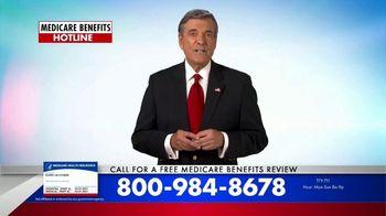 Medicare Benefits Hotline TV Spot, 'Get the 2021 Benefits You Deserve' - Thumbnail 4