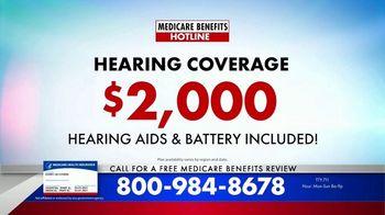 Medicare Benefits Hotline TV Spot, 'Get the 2021 Benefits You Deserve' - Thumbnail 6