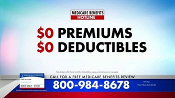Medicare Benefits Hotline TV Spot, 'Get the 2021 Benefits You Deserve' - Thumbnail 7