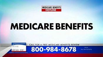 Medicare Benefits Hotline TV Spot, 'Get the 2021 Benefits You Deserve' - Thumbnail 8