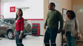 Toyota Service Centers TV Spot, 'Electrician' [T1] - Thumbnail 6