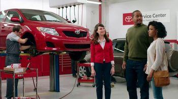 Toyota Service Centers TV Spot, 'Electrician' [T1] - Thumbnail 8
