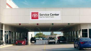 Toyota Service Centers TV Spot, 'Electrician' [T1] - Thumbnail 9