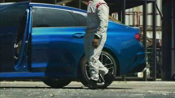 2021 Kia K5 TV Spot, 'Flat Spin Stunt' [T1] - Thumbnail 1