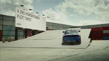 2021 Kia K5 TV Spot, 'Flat Spin Stunt' [T1] - Thumbnail 4