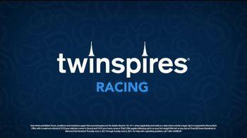 TwinSpires TV Spot, 'Churchill Downs or Belmont Park: Money Back for 2nd or 3rd' - Thumbnail 1