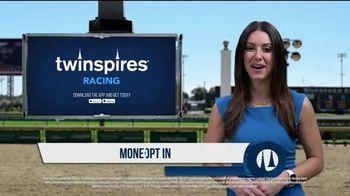 TwinSpires TV Spot, 'Churchill Downs or Belmont Park: Money Back for 2nd or 3rd' - Thumbnail 7