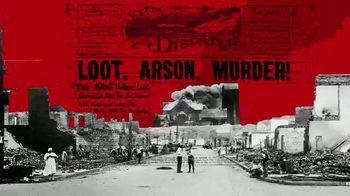 Into America TV Spot, 'Blood on Black Wall Street' - Thumbnail 3
