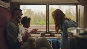 Amtrak TV Spot, 'Real Face Time'