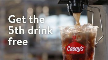 Casey's General Store TV Spot, 'Fishing: 5th Drink Free' - Thumbnail 8