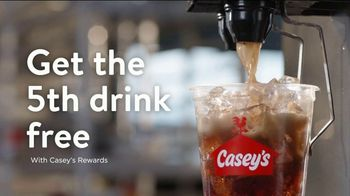 Casey's General Store TV Spot, 'Fishing: 5th Drink Free' - Thumbnail 1