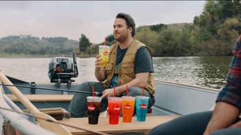 Casey's General Store TV Spot, 'Fishing: 5th Drink Free'