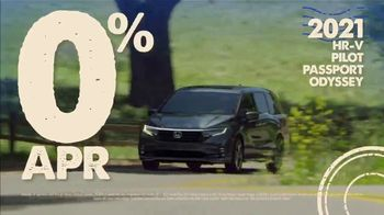Honda TV Spot, 'Adventure Into Summer' [T2] - Thumbnail 9