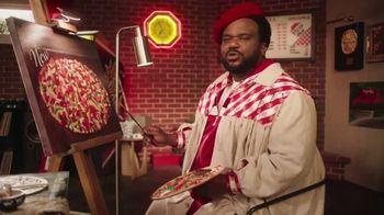 Pizza Hut The Edge TV Spot, 'Painting' Featuring Craig Robinson - Thumbnail 7