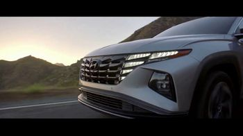2022 Hyundai Tucson TV Spot, 'ABC and ESPN Personalities Question Everything' Feat. Anthony Anderson, Tayshia Adams [T1] - Thumbnail 9