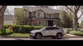 2022 Hyundai Tucson TV Spot, 'ABC and ESPN Personalities Question Everything' Feat. Anthony Anderson, Tayshia Adams [T1] - Thumbnail 1