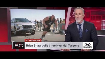2022 Hyundai Tucson TV Spot, 'ABC and ESPN Personalities Question Everything' Feat. Anthony Anderson, Tayshia Adams [T1] - Thumbnail 4