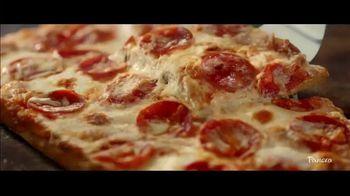 Panera Bread Flatbread Pizza TV Spot, 'Dinner Tonight: Free Delivery'