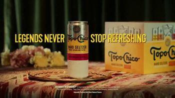 Topo Chico Hard Seltzer TV Spot, 'Legendary' - Thumbnail 10