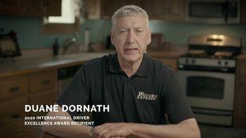 Commercial Vehicle Safety Alliance TV Spot, 'Operation Safe Driver: Duane'